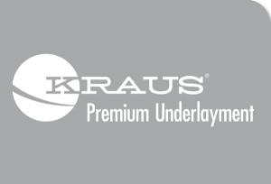 Kraus sous-couche de première qualité