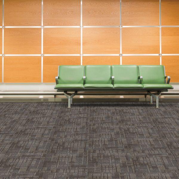 Van der Rohe Rock Gray 710604 Room Scene 3